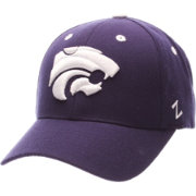 Zephyr Men's Kansas State Wildcats Purple Competitor Adjustable Hat