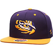 Zephyr Men's LSU Tigers Purple/Gold Z11 Snapback Hat