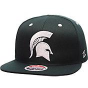 Zephyr Men's Michigan State Spartans Green Z11 Snapback Hat
