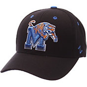 Zephyr Men's Memphis Tigers Black Competitor Adjustable Hat