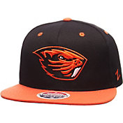 Zephyr Men's Oregon State Beavers Orange Z11 Snapback Hat