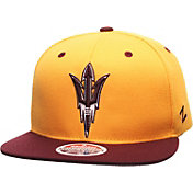 Zephyr Men's Arizona State Sun Devils Gold/Maroon Z11 Snapback Hat