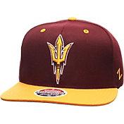 Zephyr Men's Arizona State Sun Devils Maroon/Gold Z11 Snapback Hat