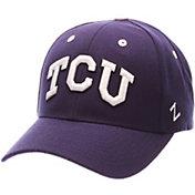 Zephyr Men's TCU Horned Frogs Purple Competitor Adjustable Hat