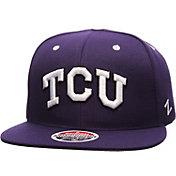 Zephyr Men's TCU Horned Frogs Purple Z11 Snapback Hat