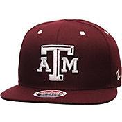 Zephyr Men's Texas A&M Aggies Maroon Z11 Snapback Hat