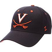 Zephyr Men's Virginia Commonwealth Rams Blue Competitor Adjustable Hat