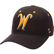 Zephyr Men's Wichita State Shockers Black Competitor Adjustable Hat