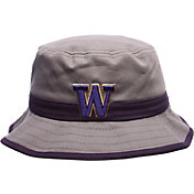 Zephyr Men's Washington Huskies Grey Thunder Bucket Hat