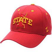 Zephyr Men's Iowa State Cyclones Cardinal Competitor Adjustable Hat