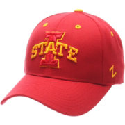 Zephyr Men's Iowa State Cyclones Cardinal Competitor Adjustable Hat