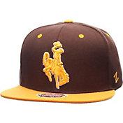 Zephyr Men's Wyoming Cowboys Brown/Gold Z11 Snapback Hat