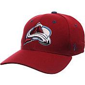 Zephyr Men's Colorado Avalanche Breakaway Red Flex Hat