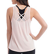 Zobha Women's Criss Cross Ballet Tank Top
