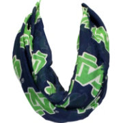 ZooZatZ Women's Notre Dame Fighting Irish Logo Infinity Scarf