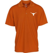 University of Texas Authentic Apparel Men's Texas Longhorns Burnt Orange Silhouette Polo