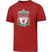 '47 Men's Liverpool Club Logo Red T-Shirt