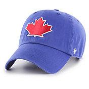 '47 Women's Toronto Blue Jays Clean Up Adjustable Hat