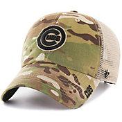 '47 Men's Chicago Cubs Jericho Camo Clean Up Adjustable Hat