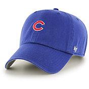 '47 Men's Chicago Cubs Base Runner Clean Up Royal Adjustable Hat