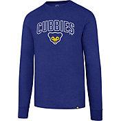 '47 Men's Chicago Cubs Club Royal Long Sleeve Shirt