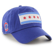 '47 Men's Chicago Cubs Clean Up Royal Adjustable Hat
