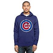 '47 Men's Chicago Cubs Headline Pullover Hoodie