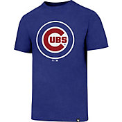 '47 Men's Chicago Cubs Royal Club T-Shirt