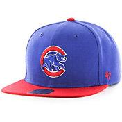 '47 Men's Chicago Cubs Royal Sure Shot Adjustable Snapback Hat