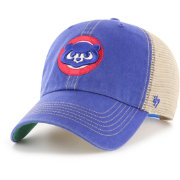 '47 Men's Chicago Cubs Trawler Clean Up Adjustable Hat
