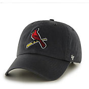 '47 Men's St. Louis Cardinals Clean Up Navy Adjustable Hat