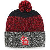 '47 Men's St. Louis Cardinals Static Navy Knit Hat