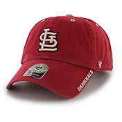 '47 Men's St. Louis Cardinals Ice Clean Up Red Adjustable Hat