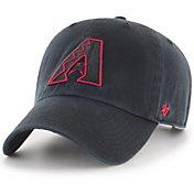 '47 Men's Arizona Diamondbacks Clean Up Adjustable Hat