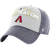 '47 Men's Arizona Diamondbacks 2017 MLB Postseason Locker Room Adjustable Hat