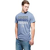 '47 Men's Los Angeles Dodgers Tri-State Royal Tri-Blend T-Shirt
