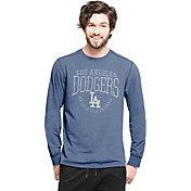'47 Men's Los Angeles Dodgers Royal Long Sleeve Shirt