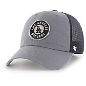 '47 Men's Los Angeles Dodgers Oracle Closer Navy Fitted Hat