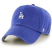 '47 Men's Los Angeles Dodgers Base Runner Clean Up Royal Adjustable Hat