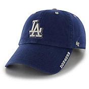 '47 Men's Los Angeles Dodgers Ice Clean Up Royal Adjustable Hat