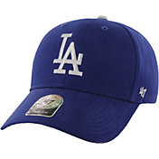 '47 Youth Los Angeles Dodgers Basic Royal Adjustable Hat