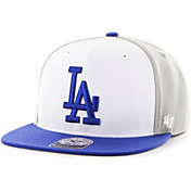 '47 Men's Los Angeles Dodgers Royal Amble Captain Adjustable Snapback Hat