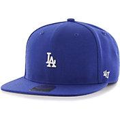 '47 Men's Los Angeles Dodgers Royal Centerfield Adjustable Snapback Hat