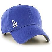 '47 Men's Los Angeles Dodgers Suspect Clean Up Royal Adjustable Hat