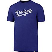 '47 Men's Los Angeles Dodgers Splitter Royal T-Shirt