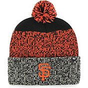 '47 Men's San Francisco Giants Static Black Knit Hat