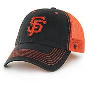 '47 Men's San Francisco Giants Taylor Closer Black Fitted Hat