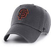 '47 Men's San Francisco Giants Clean Up Grey Adjustable Hat
