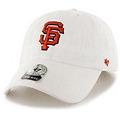 '47 Men's San Francisco Giants Clean Up White Adjustable Hat