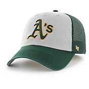 '47 Men's Oakland Athletics Ravine Closer Grey/Green Fitted Hat